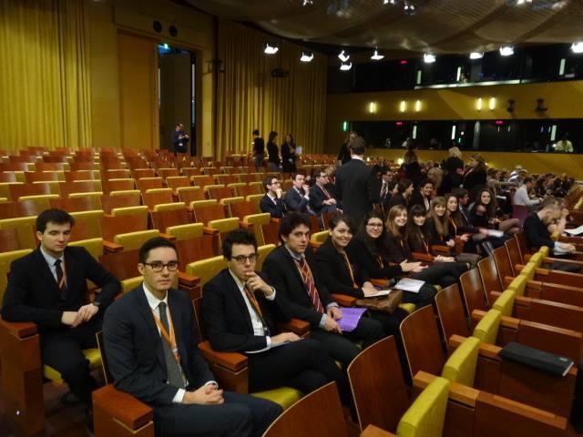 Audience dans l'affaire Delvigne